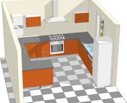 implantation cuisine ouverte exemple cuisine ouverte sejour 3 implantation cuisine avec retour