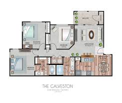 Keystone Trailers Floor Plans by 1 2 3 Bedroom Apartments For Rent In Baytown Tx Oxford At