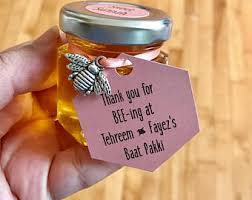 honey favors honey favors etsy