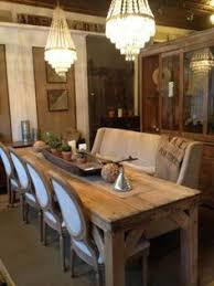 Farm Table Dining Room by Big Farmhouse Dining Table Love The Tones Dinning Rooms