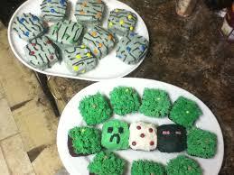 minecraft cupcakes by darkpony967 on deviantart