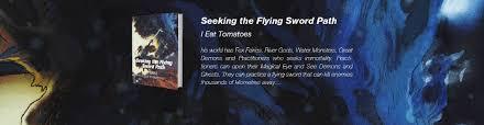 Seeking Novel Iet S Ninth Novel Seeking The Flying Sword Path Webnovel
