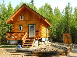 Tiny Homes For Rent Alaska Tiny Homes Log Cabins With Running Water In Fairbanks