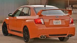 2013 Sti Interior 2013 Subaru Impreza Wrx Sti Special Edition Review Notes Autoweek