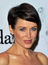 pictures of very short hairstyles for long faces