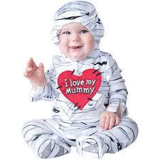 Mummy Halloween Costume Infant Love Mummy Halloween Costume Ebay