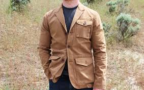 American Eagle Parka In Review The American Eagle Field Jacket Blazer