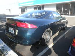 new mitsubishi eclipse auto body collision repair car paint in fremont hayward union city
