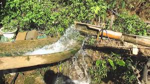 lao chai bamboo water wheel youtube