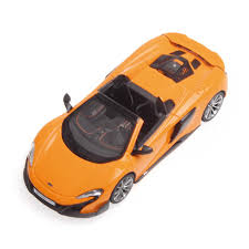 land rover minichamps mclaren 675lt spider 2015 orange minichamps 537154431 miniatures