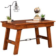 Handmade Office Furniture by Amish Desks Shakespeare Writing Desk Handmade Office Furniture