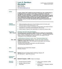 New Graduate Nurse Resume Template Download New Grad Nurse Resume Haadyaooverbayresort Com