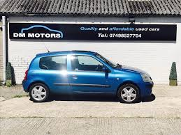 used renault clio cars for sale in darlington county durham gumtree