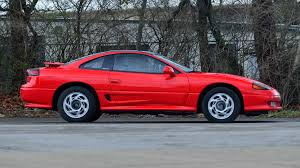 dodge stealth red 1991 dodge stealth r t t170 indy 2016