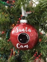 santa ornament santa by ballyandlis
