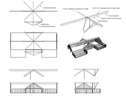 glulam beam connections for 1 5 story house fine homebuilding