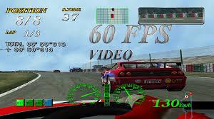 f355 challenge f355 challenge by sega 1999 1080p 60fps suzuka