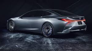 lexus ls f lexus ls concept isn t the turbo v8 powered ls f we were