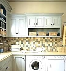 White Cabinets For Laundry Room Cabinets For Laundry Room Laundry Room Cabinets Design Laundry