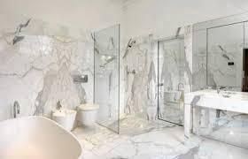 English Country Bathroom Master Of Marble George Clooney And Amal Alamuddin U0027s English