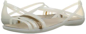 crocs yukon crocs women u0027s isabella w flat sandal black various