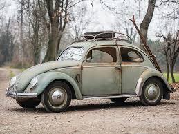 stanced volkswagen beetle rat rod beetle