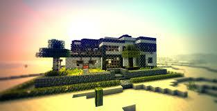 Modern House Free Download Modern Summer Minecraft House