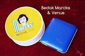 Bedak Marks Venus Two Way Cake review bedak marcks venus