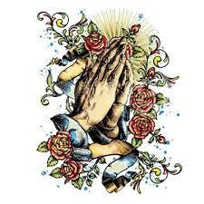 praying roses t shirt