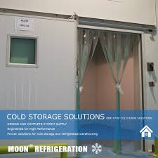 moon ce commercial air blast freezer and chiller with stable price