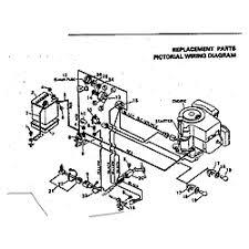 craftsman craftsman lawn tractor parts model 502254210 sears
