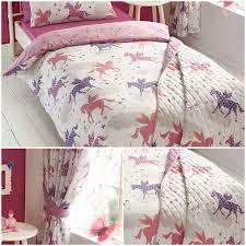girls horse themed bedding girls curtains ebay