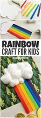 craft sticks rainbow craft easy peasy and fun