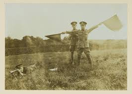 British Flag Ww1 Flag Signalling Archives Innovating In Combat