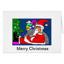 cookies milk christmas greeting cards zazzle