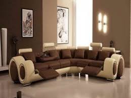 Small Reclining Sofa L Shaped Reclining Sofa Small Sectional With Recliner Foter