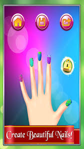 nail salon maker princess designs free games for teen girls on the