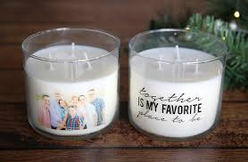 how to make personalized candles cheap easy handmade gift