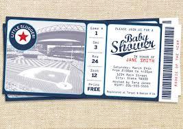 baseball baby shower baseball baby shower invitation set of 12