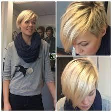 naisten hiusmallit lyhyt gray hair with lavender highlights naisten lyhyet hiukset short