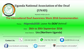 unadeaf u2013 uganda national association of the deaf