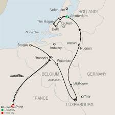 Map Of Netherlands Map Of Netherlands Belgium And Luxembourg You Can See A Map Of