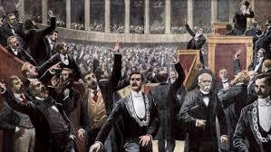 chambre des deputes le vote des femmes à la chambre des députés 1919