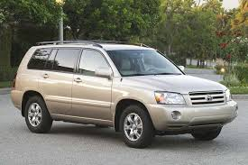 2008 toyota highlander reliability 2003 2008 honda pilot vs 2001 2007 toyota highlander which is
