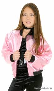 Halloween Costumes Pink Ladies Pink Ladies Grease Jacket Halloween Costumes Pink
