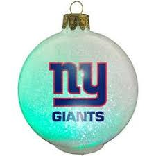 new york giants 4 pack snowflake plastic plates holidays