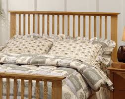 Wood Bed Frames And Headboards by Fashionable King Size Bed Frame With Headboard Best Home Decor