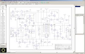the good bad and ugly schematic pcb software diptrace screenshot