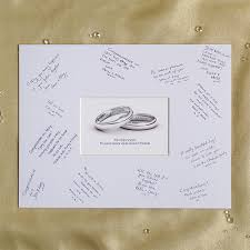 wedding signing frame guest books and signature frames