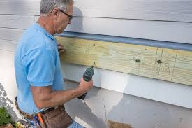 How To Build A Concrete Block House by Decks Com How To Build A Deck Attaching The Ledger Board